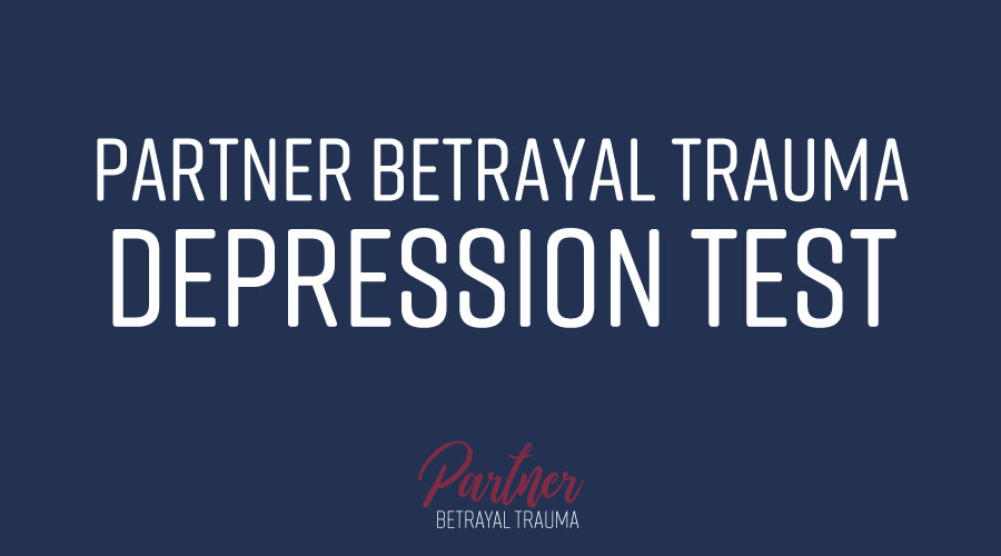 Partner Betrayal Trauma Depression Test