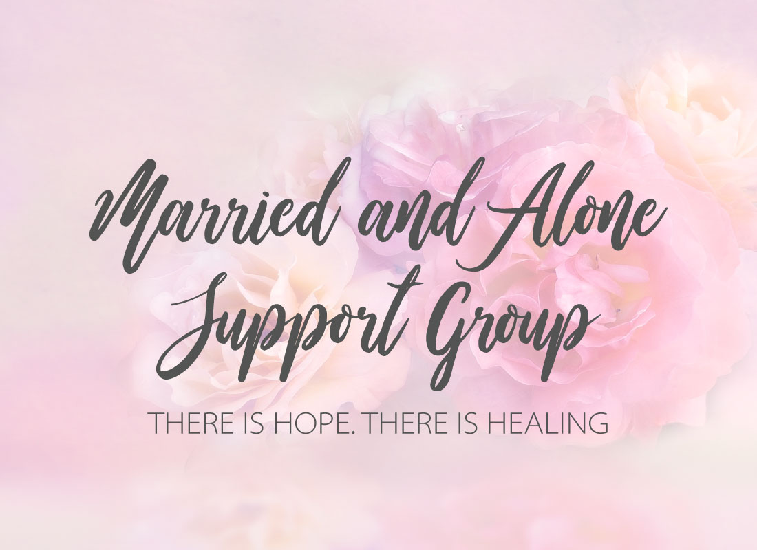 Married And Alone Support Group