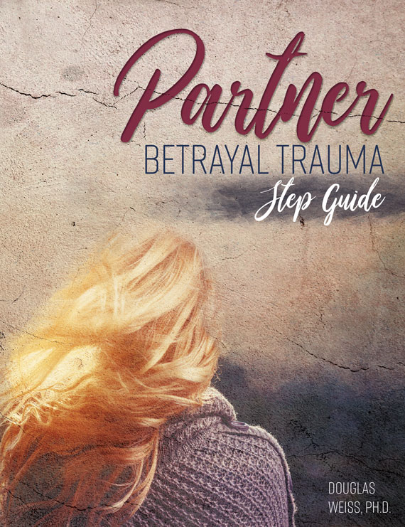 Partner Betrayal Trauma Steps Book